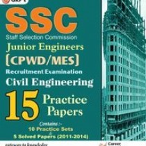 Ssc-Junior-Engineers-CPWDCWCMES-Civil-Engineering-15-Practice-Papers-0