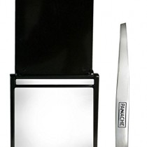 PANACHE-Compact-Mirror-Chic-Tweezer-Slant-Tip-Beauty-Tools-0