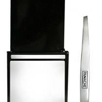 PANACHE-Compact-Mirror-Chic-Tweezer-Slant-Tip-Beauty-Tools-0